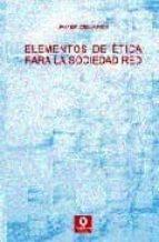 Elementos de etica para la sociedad red FB2 EPUB por Javier del arco 978-8497724159