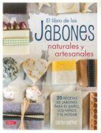 el libro de los jabones naturales y artesanales-sarah harper-9788498744859