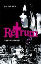 retrum (catala)-francesc miralles contijoch-9788499321059