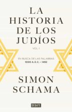la historia de los judíos-simon schama-9788499925059