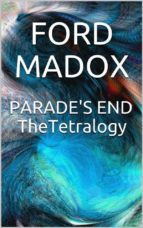 parade's end: the tetralogy (ebook) 9788827801659