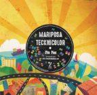 mariposa tecknicolor fito paez 9789508892959