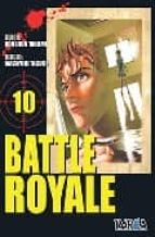 battle royale nº 10-koushun takami-9789875623859