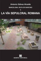 barcelona. la vía sepulcral romana (ebook)-cdlap00003059