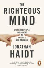 the righteous mind-jonathan haidt-9780141039169