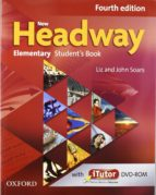 new headway elementary student s book + workbook with key pack (4 th edition)-9780194770569