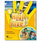 high five! english 3 pupil´s book-9780230449169