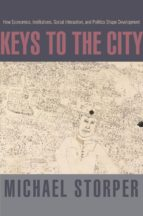 keys to the city (ebook) michael storper 9781400846269