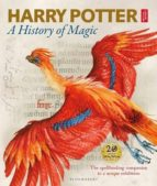harry potter - a history of magic: the book of the exhibition-9781408890769