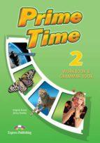 prime time 2 workbook  & grammar (international)-9781780984469