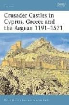 crusader castles in cyprus greece & t david nicolle 9781841769769