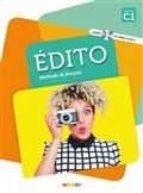 edito niv .c1 (éd. 2018)   livre +dvd rom 9782278090969