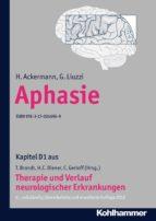 aphasie (ebook) h. ackermann g. liuzzi 9783170245969