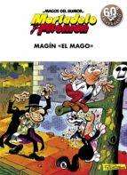 magin el mago (magos del humor 17) francisco ibañez 9788402421869
