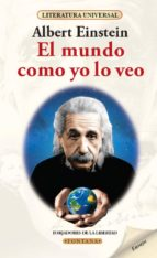 el mundo como yo lo veo (ebook)-albert einstein-9788415171669