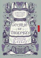 antojo de violetas martine bailey 9788415497769