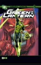 green lantern de geoff johns nº 03-geoff johns-9788415520269