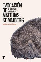 evocación de matthias stimmberg (ebook) alain paul maillard 9788416354269