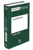 memento práctico inmobiliario 2018-2019-9788417162269