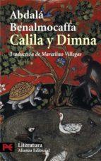calila y dimna-abdala benalmocaffa-marcelino villegas gonzalez-9788420662169