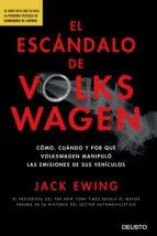 el escándalo de volkswagen (ebook)-jack ewing-9788423428069