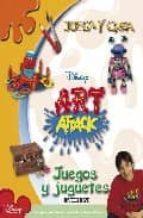 juegos y juguetes (juega y crea: art attack)-9788424178369