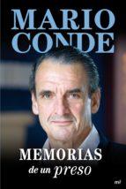 (pe) memorias de un preso-mario conde-9788427035669