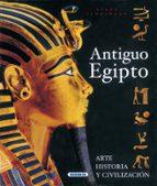 antiguo egipto: arte, historia y civilizacion (atlas ilustrado)-maria cristina guidotti-valeria cortese-9788430544769