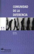 Comunidad de la diferencia 978-8433830869 EPUB MOBI