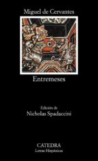 entremeses (9ª ed.) miguel de cervantes saavedra 9788437603469