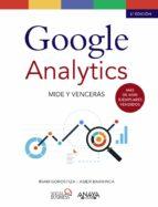 google analytics: mide y venceras-iñaki gorostiza esquerdeiro-9788441538269
