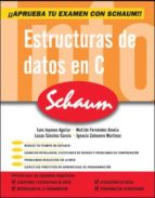 ebook-estructuras de datos en c. serie schaum (ebook)-luis joyanes aguilar-matilde fernandez azuela-9788448173869