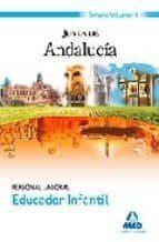 educadores infantiles. personal laboral de la junta de andalucia. temario (vol. ii)-9788467600469