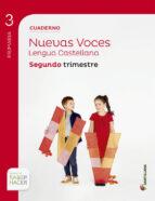 cuaderno lengua 2 3ºprim.(voces) segunda lengua 9788468013169