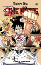 one piece nº 45 eiichiro oda 9788468471969