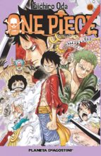 one piece nº 69-eiichiro oda-9788468476469