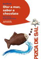 olor a mar, sabor a chocolate ana alonso 9788469848869