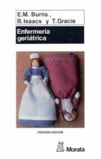 enfermeria geriatrica e. m. burns t. gracie 9788471121769