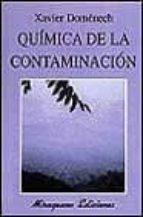 quimica de la contaminacion-xavier domenech-9788478131969