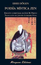 poesía mística zen eihei dogen 9788478134069