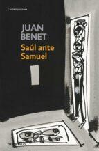 El libro de Saul ante samuel autor JUAN BENET PDF!