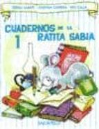 cuadernos de la ratita sabia 1(mayuscula) josefina carrera teresa sabate rodie 9788484120469