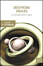 seis piezas faciles. la fisica explicada por un genio richard p. feyman 9788484328469