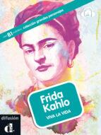frida kahlo + cd (grandes personajes)-9788484437369