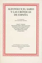 alfonso x el sabio y las cronicas de españa 9788484480969