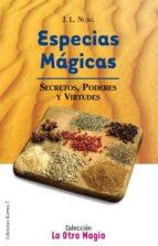 especias magicas: secretos, poderes y virtudes-j.l. nuag-9788488885869