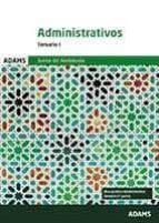administrativos junta de andalucía 9788490848869