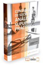 contabilidad de sociedades analisis y supuestos practicos agustin mora lavandera 9788490999769