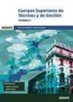 CUERPOS SUPERIRORES DE TECNICOS Y DE GESTION TEMARIO 5 GENERALITAT VALENCIANA