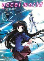 accel world 2 manga reki kawahara 9788491735069